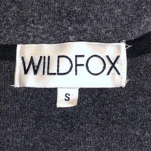 Wildfox Sweaters - Wildfox zip up hoodie
